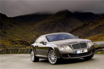 Used 2008 Bentley Continental GT Speed