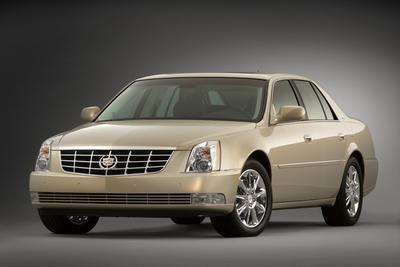 Used 2008 Cadillac DTS WITH LOW MILES