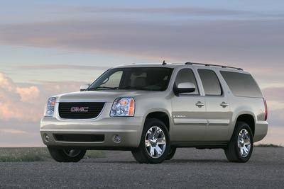 Used 2008 GMC Yukon XL 1500 SLE