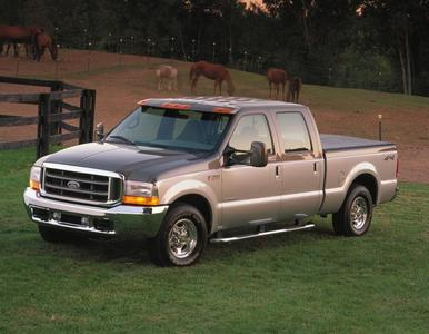 Used 2001 Ford F-250 Super Duty