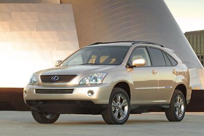 Used 2008 Lexus RX 400h