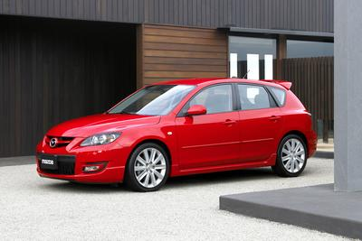 Used 2008 Mazda MazdaSpeed3 Sport