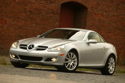 Used 2008 Mercedes-Benz SLK280 Roadster