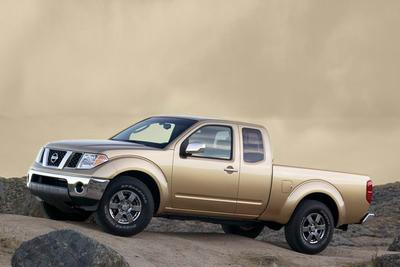 Used 2008 Nissan Frontier SE Crew Cab
