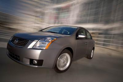 Used 2008 Nissan Sentra 2.0 S
