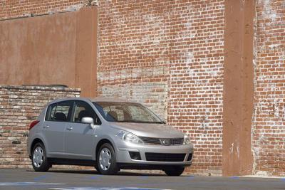 Used 2008 Nissan Versa S