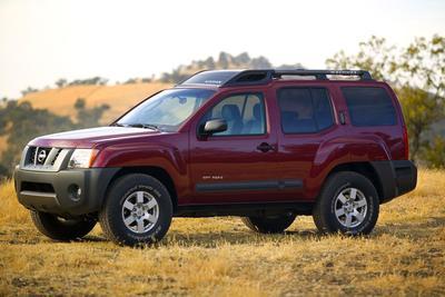 Used 2008 Nissan Xterra S