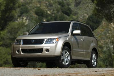 Used 2008 Suzuki Grand Vitara Luxury