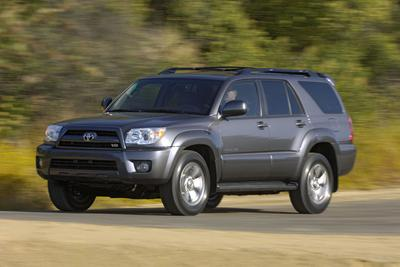 Used 2008 Toyota 4Runner Limited