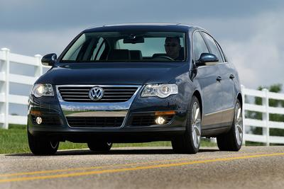 Used 2008 Volkswagen Passat Turbo