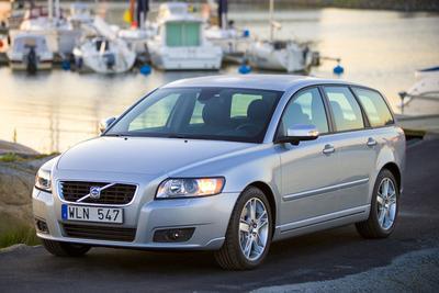 Used 2008 Volvo V50 2.4i