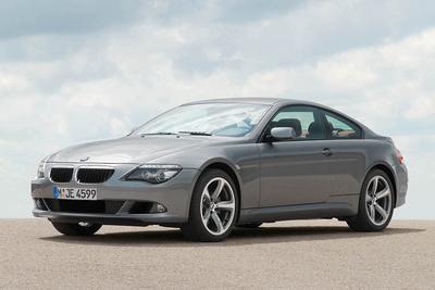 Used 2008 BMW 650 i