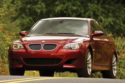 Used 2008 BMW M5