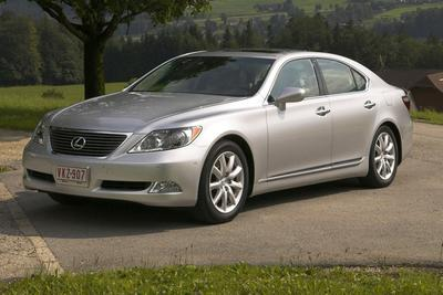 Used 2008 Lexus LS 460 4DR SDN AT