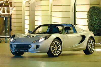 Used 2008 Lotus Elise SC
