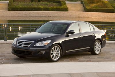 Used 2009 Hyundai Genesis 3.8