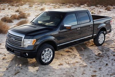 Used 2009 Ford F-150 Lariat SuperCrew