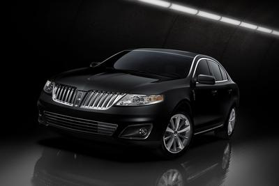 Used 2009 Lincoln MKS Base
