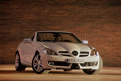 Used 2009 Mercedes-Benz  SLK55 AMG Roadster