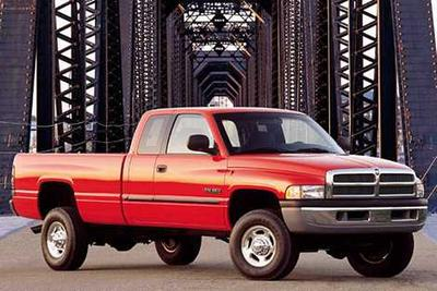 Used 2001 Dodge Ram 2500 HD
