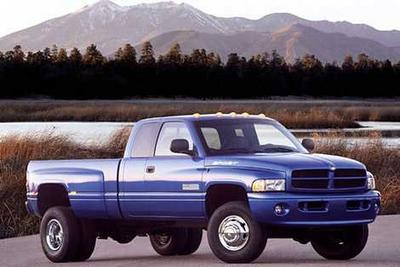 Used 2001 Dodge Ram 3500 SLT