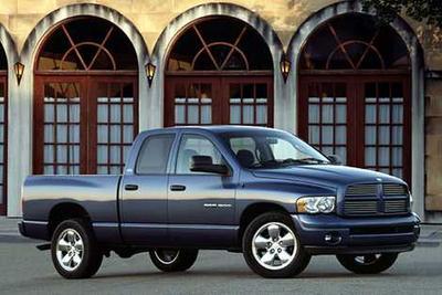 Used 2002 Dodge Ram 2500