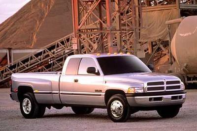 Used 2002 Dodge Ram 3500