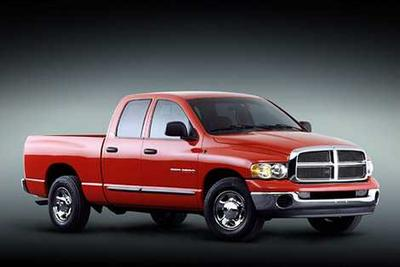 Used 2003 Dodge Ram 2500 ST Quad Cab