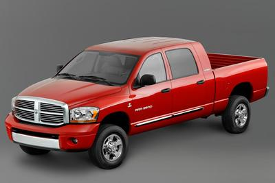 Used 2006 Dodge Ram 2500 SLT Quad Cab