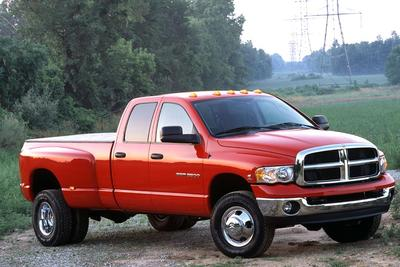Used 2006 Dodge Ram 3500 Laramie