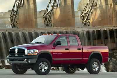 Used 2008 Dodge Ram 2500 SLT Quad Cab