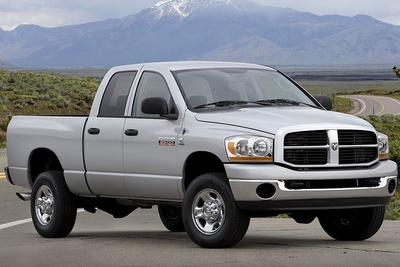 Used 2008 Dodge Ram 3500 SLT Quad Cab DRW
