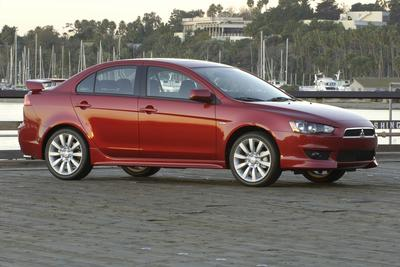Used 2009 Mitsubishi Lancer Ralliart