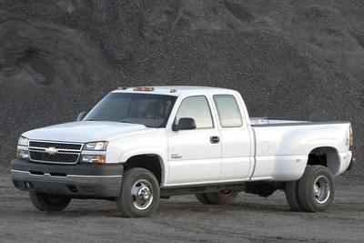Used 2007 Chevrolet Silverado 3500 Crew Cab