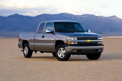 Used 2001 Chevrolet Silverado 2500 H/D Extended Cab