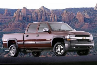 2002 Chevrolet Silverado 2500 LS H/D Extended Cab