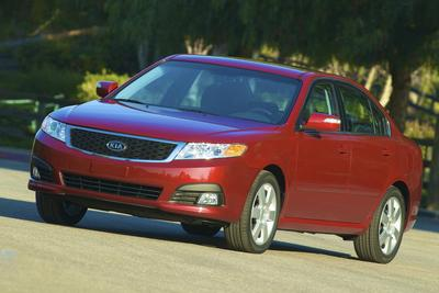 Used 2009 Kia Optima