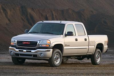 Used 2005 GMC Sierra 2500 SLT