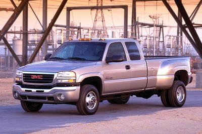 Used 2005 GMC Sierra 3500