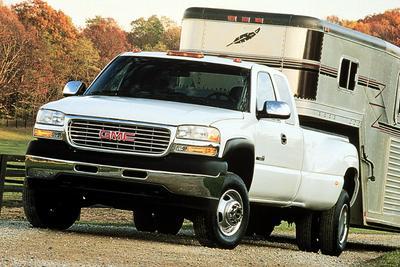 Used 2001 GMC Sierra 3500