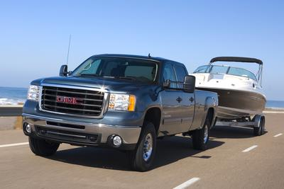 Used 2007 GMC Sierra 3500