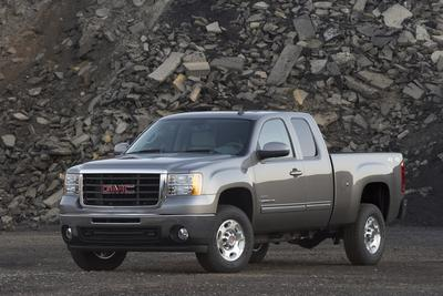 Used 2008 GMC Sierra 2500 SLT