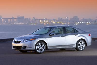 Used 2009 Acura TSX Technology