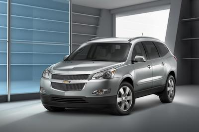 Used 2009 Chevrolet Traverse LTZ