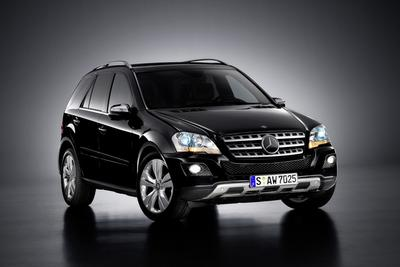 Used 2009 Mercedes-Benz ML350 4MATIC