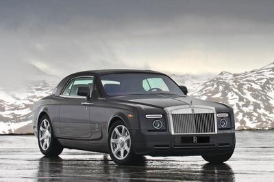 Used 2009 Rolls-Royce Phantom Coupe