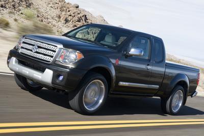 Used 2009 Suzuki Equator Premium Extended Cab