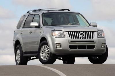 Used 2009 Mercury Mariner Premier