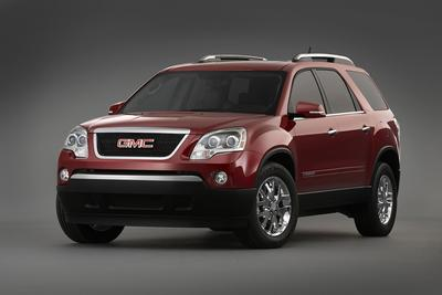 Used 2009 GMC Acadia SLT