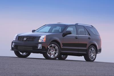 Used 2009 Cadillac SRX V8